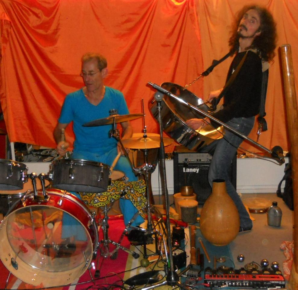 Rico & Axel Triban danse