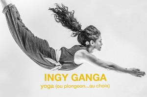 Ingy Ganga plongeon