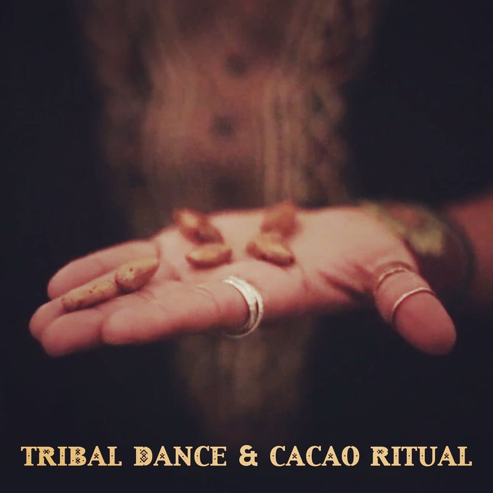 Tribal dance & Cacao Ceremony 23/9/16