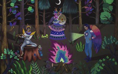 Tribal Dance & Cacao Ritual – Dimanche 22 janvier