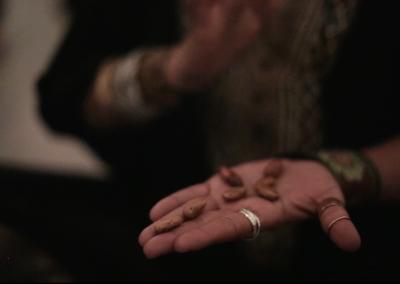 Cacao Hand, Ayni Ruiz