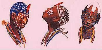 Cercle de Tambours – Congo : Rythmes du Guerrier – 3 juillet