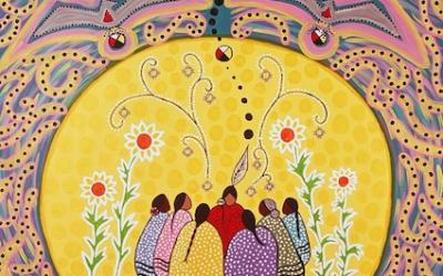 Cacao Ritual & Tribal Dance – Equinoxe & Full Moon – 21 mars